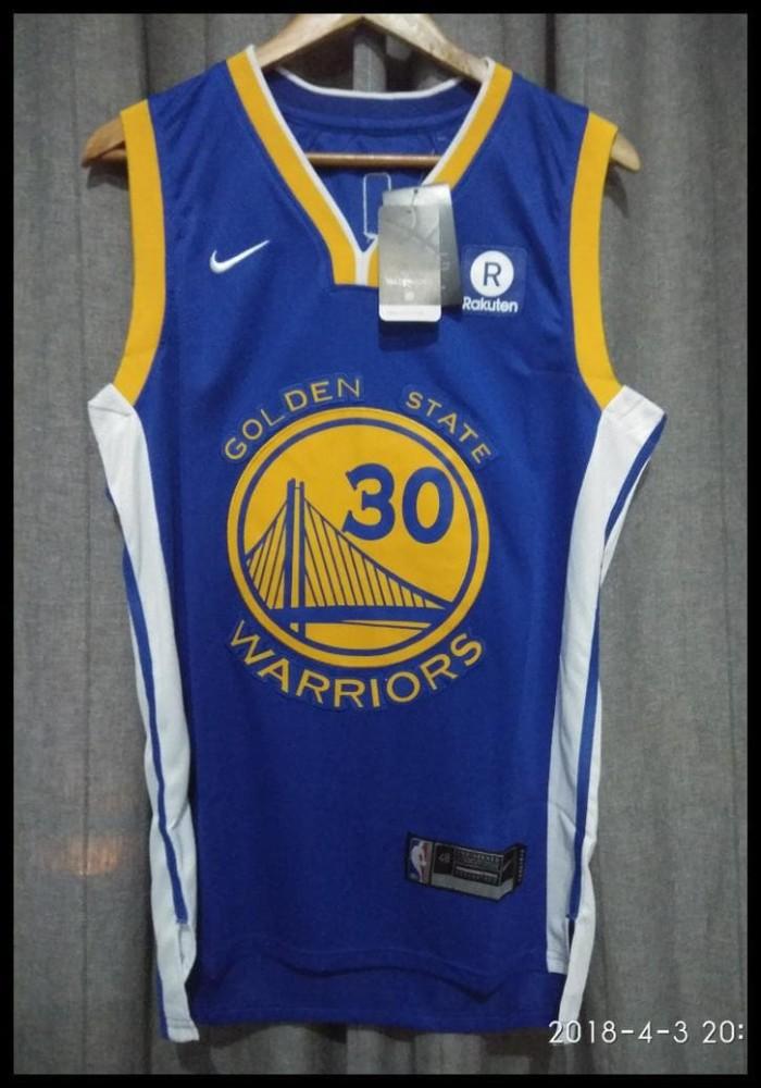 pretty nice 0f536 201b0 Jual SPECIAL Stephen Curry Golden State Warriors Nike Jersey Rakuten - -  DKI Jakarta - chaidirjaz199   Tokopedia