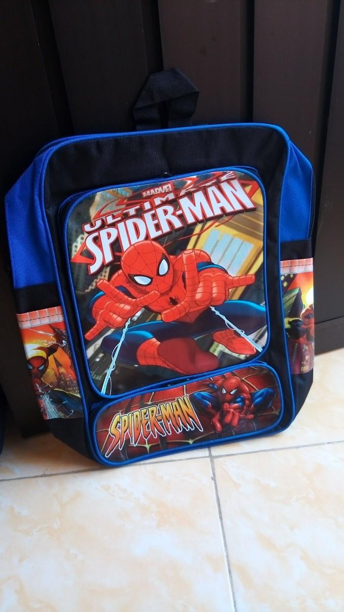 Jual Tas Anak Spiderman Anak Laki Laki Cowok Tas Gambar Spiderman Jakarta Barat Ghanim Put