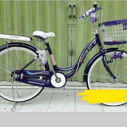 Jual Sepeda Mini Phoenix Single Speed Kota Surabaya Cahaya Bicycle Tokopedia