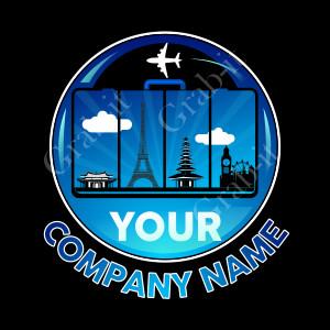 Jual Logo Design Logo Desain Travel Kab Sumedang Grab It Tokopedia