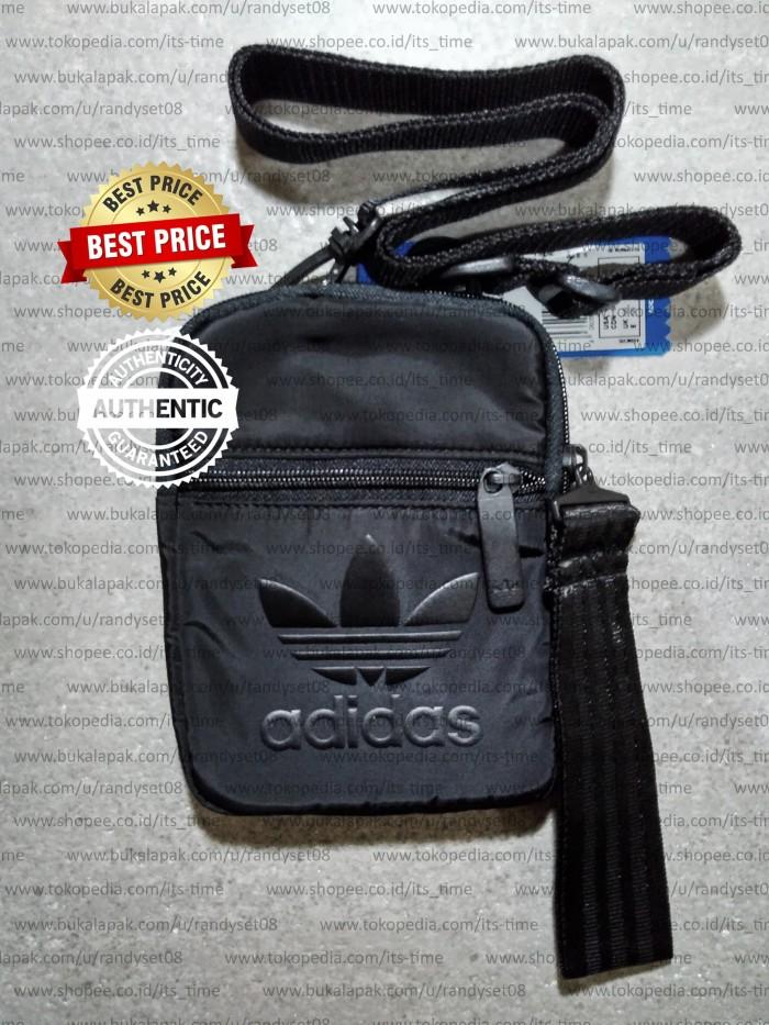 6cb4aad5fa7 Jual Adidas Originals Trefoil Festival Bag / Tas Selempang (ORIGINAL ...