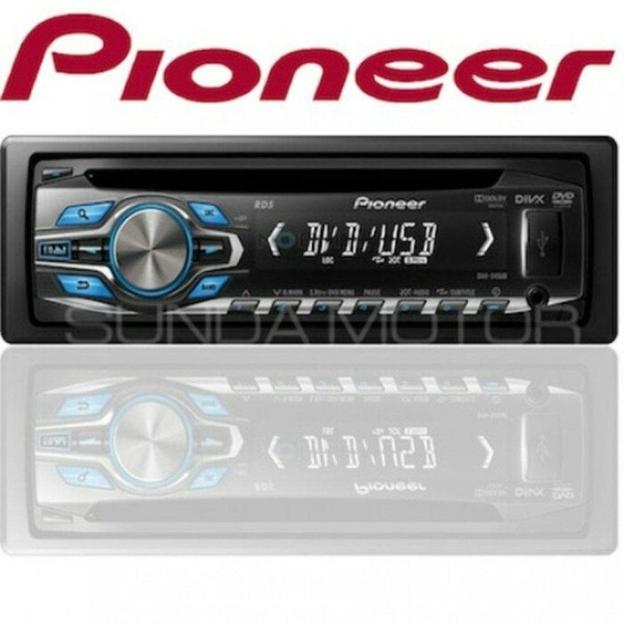 harga Single din dvd pioneer u345 Tokopedia.com