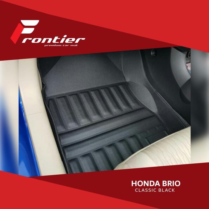 Jual Karpet Mobil Frontier Untuk Honda Brio Type Classic ...