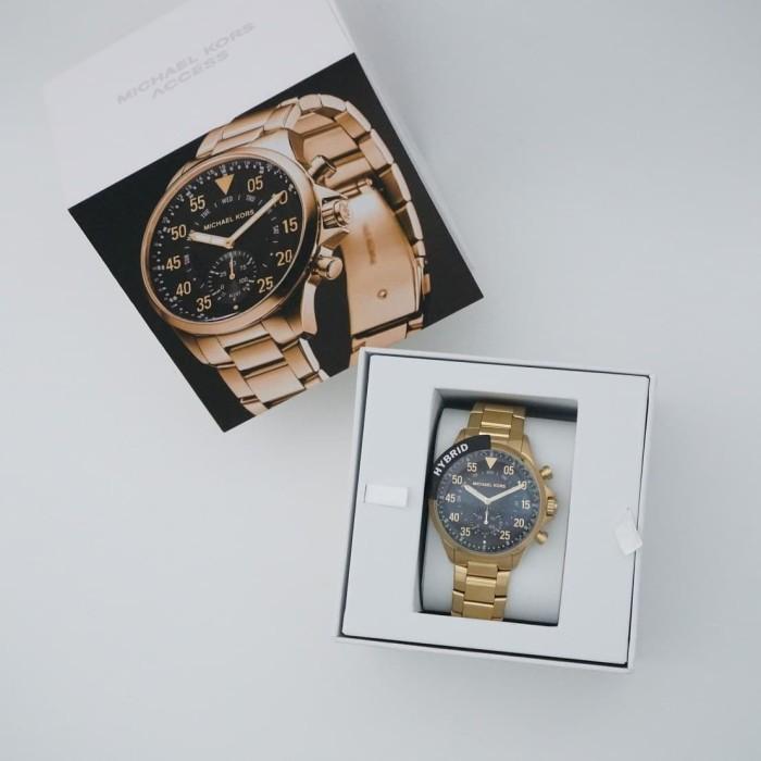 47218bba1986 Jual Jam Tangan Michael Kors Original MK Watch Hybrid Smartwatch ...