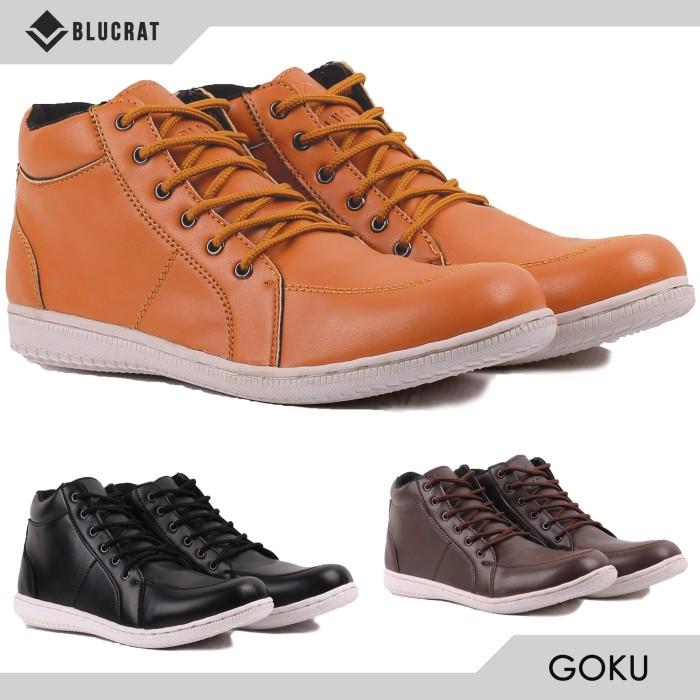 Jual HARGA GROSIR!!! Sepatu Casual Pria Blucrat Goku - BLUCRAT ... b8107c60c4