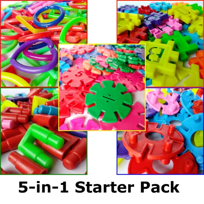 harga Starter pack bombik tazos kompor geometri kubus roket mainan edukatif Tokopedia.com
