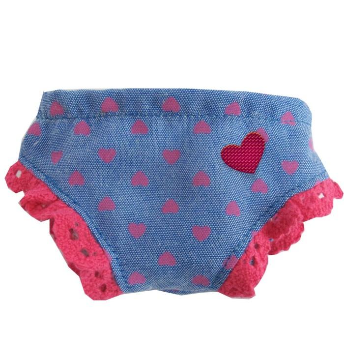 harga Teddy accessories pantie into love 10 inchi - biru Tokopedia.com