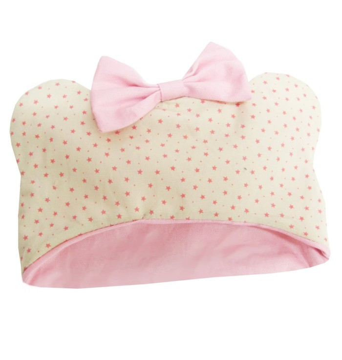 harga Teddy accessories hat & scarf into love 10 inchi - merah muda Tokopedia.com