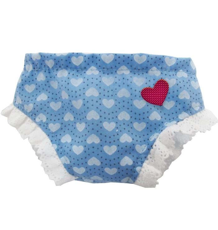 harga Teddy accessories pantie into love 8 inchi - biru muda Tokopedia.com