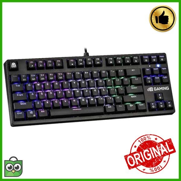 18fe40d0f58 Keyboard Digital alliance K1 Meca TKL 2.7 RGB - Keyboard Mechanical