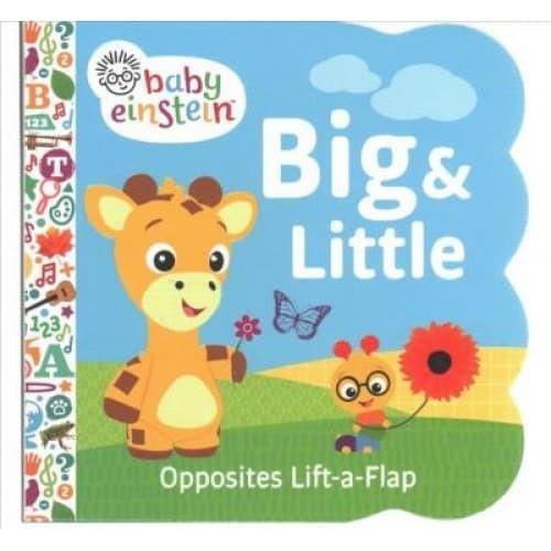 harga Big & little - baby einstein: chunky lift a flap by dan crisp Tokopedia.com