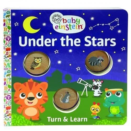 harga Under the stars - baby einstein: turn & learn by minnie birdsong Tokopedia.com