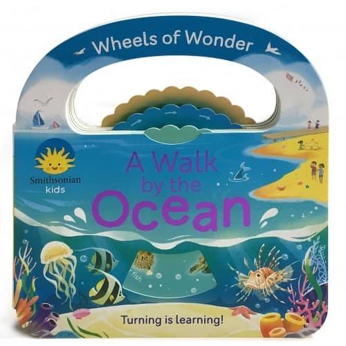 harga A walk by the ocean: smithsonian kids: wheels of wonder Tokopedia.com