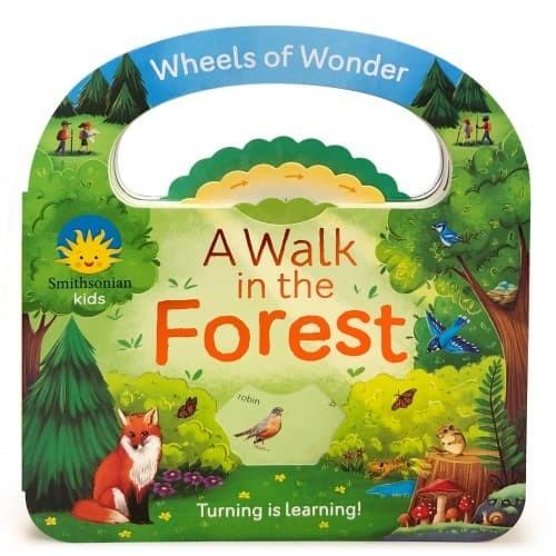 harga A walk in the forest: smithsonian kids: wheels of wonder Tokopedia.com