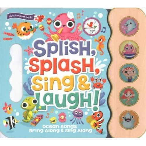 harga Splish splash sing & laugh: early bird song 5b by robin rose Tokopedia.com