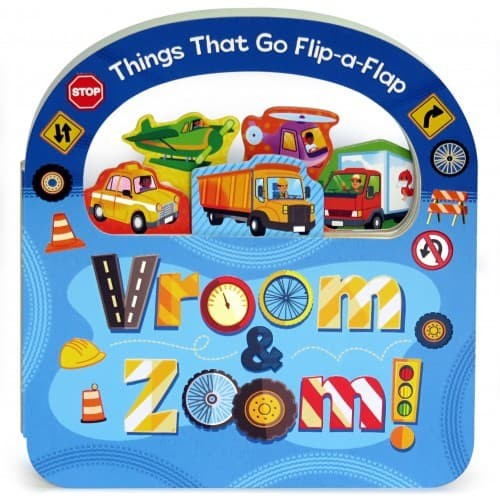 harga Vroom & zoom: things that go flip-a-flap by rose patridge Tokopedia.com