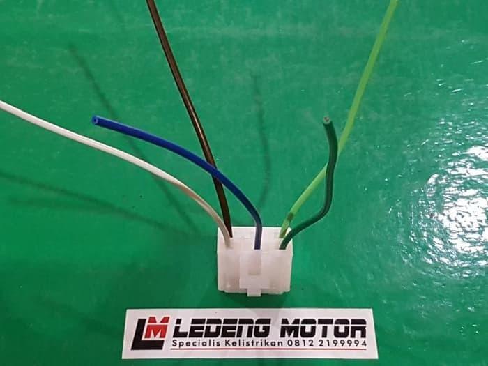 Jual Termurah Soket Kiprok Tiger Mega Pro Fiting Regulator 5 Kabel on