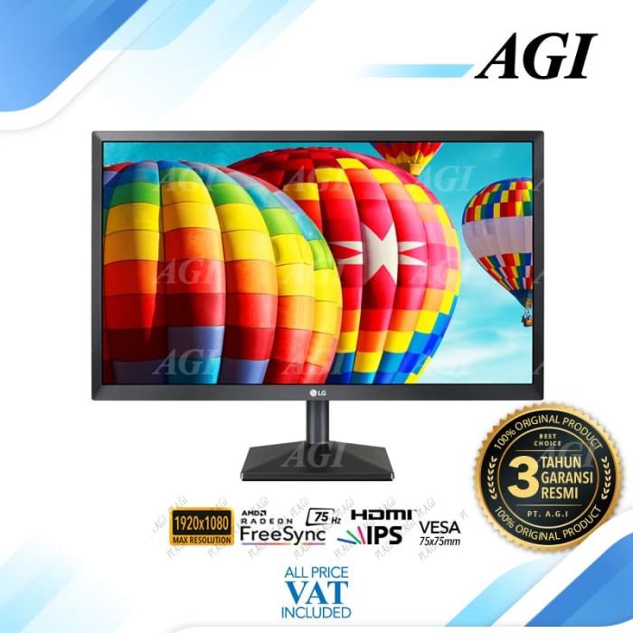 harga Monitor led lg 22mk430 21.5  ips 1920x1080 hdmi 75hz Tokopedia.com