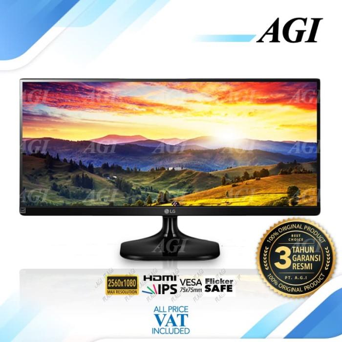 harga Monitor led lg 25um58 25  ips full hd ultra wide Tokopedia.com