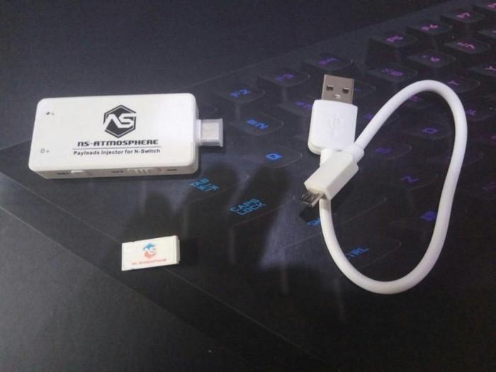 Jual BEST SELLER NS Atmosphere Payload Injector Nintendo Switch ADSE - Kota  Surabaya - Galaxy_Mart | Tokopedia