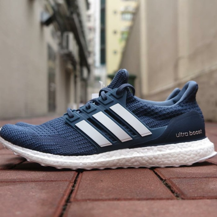 04c1026e787 Jual Adidas Ultra Boost 4.0 Show Your Stripes Pack Tech Ink Cloud ...