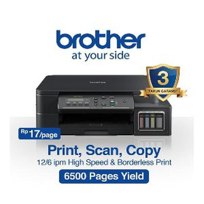 Jual Printer Brother DCP T310 Refill Tank System All in One High Yi Diskon  - Ariza_NA | Tokopedia
