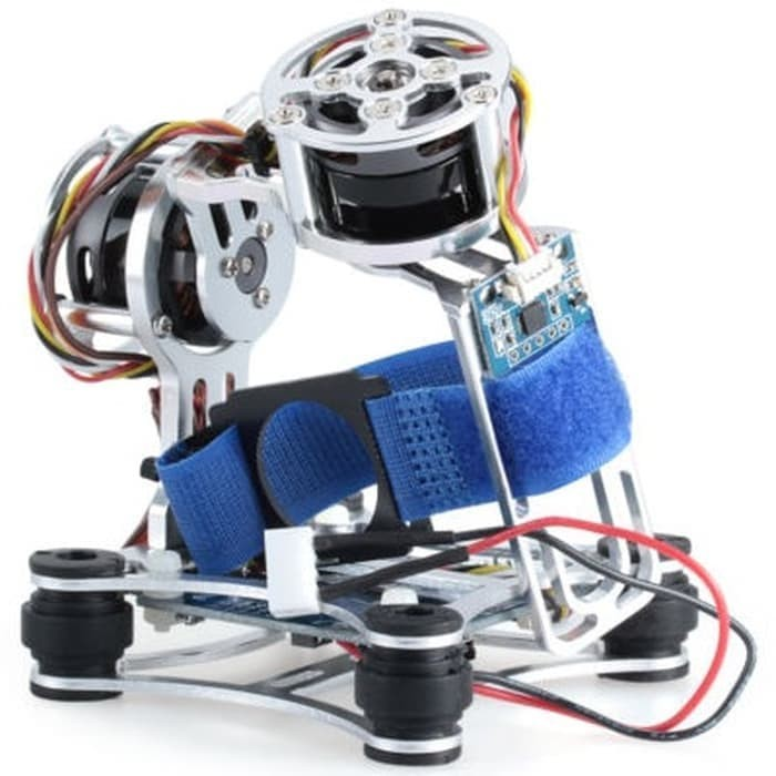 Foto Produk Light DJI Phantom CNC Brushless Motor Camera Gimbal BGC ControllerRTF dari dismita90_shop