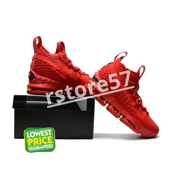 hot sale online 676d8 574df Jual TERLARIS Nike Lebron James XV 15 RED Wine Perfect Kick Original PK -  Kab. Tangerang - rstore57 | Tokopedia