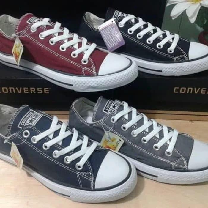 Jual Sepatu Converse Allstar Grado Ori Sepatu Tali Sepatu Sekolah