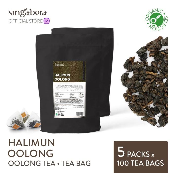 harga Singabera halimun oolong - teh oolong - organic - teabag Tokopedia.com