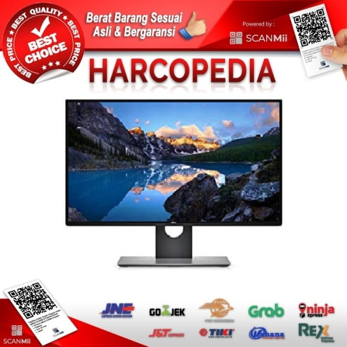 harga Monitor led dell 25 inch  u2518d Tokopedia.com