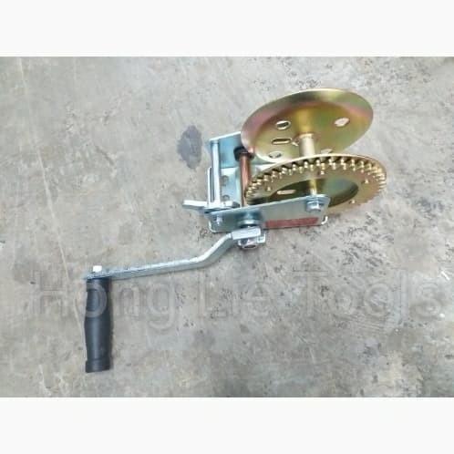 harga Sellery hand winch / kerekan / katrol tangan 1200lb Tokopedia.com