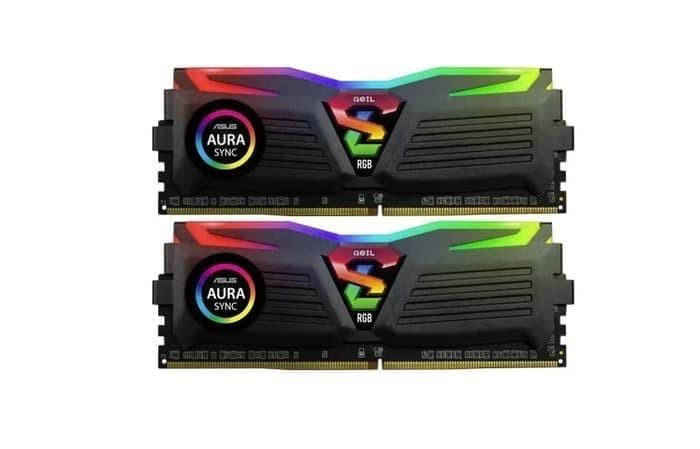Jual Geil DDR4 SUPER LUCE SYNC RGB LED PC21330 Dual Channel 16GB (2x8GB) -  Jakarta Pusat - distributorkomputer | Tokopedia