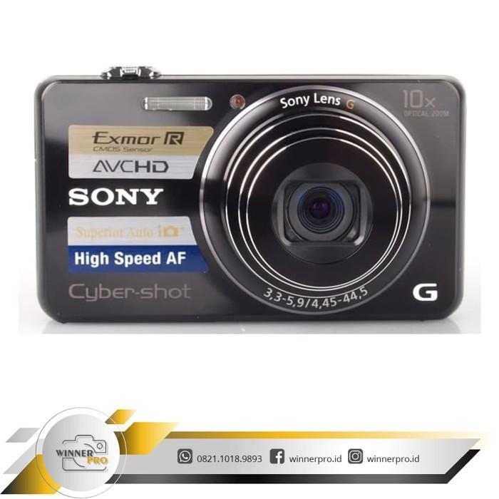 Kamera sony dsc wx-100 / sony wx-100 / wx 100