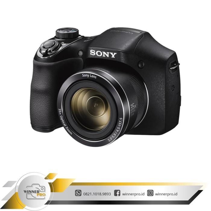 Kamera sony cyber shot dsc-h300