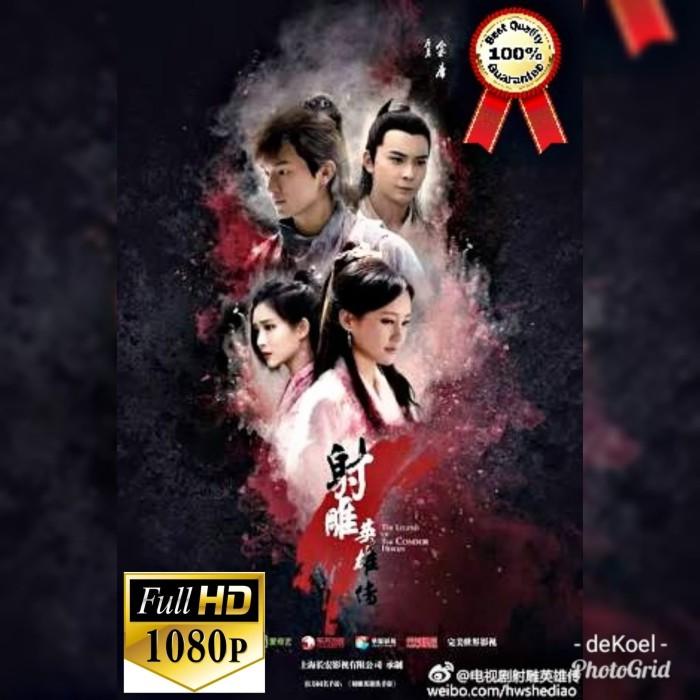 harga Serial tv mandarin the legend of the condor heroes 2017 complete Tokopedia.com