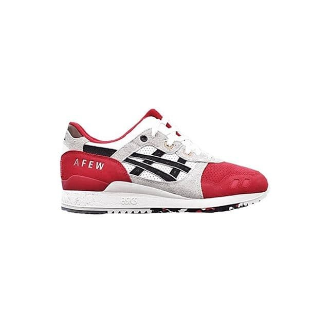 new product bead9 72a17 Jual Afew x Asics Gel Lyte III