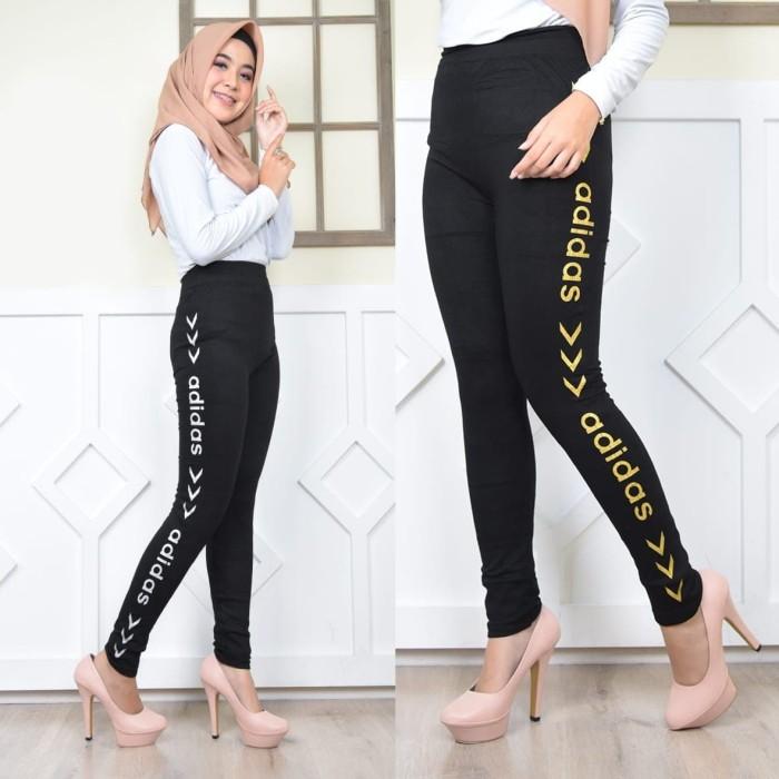 Jual Legging Wanita Legging Korea Legging Import Celana Cewek Jakarta Pusat Baju Murah Vinashop Tokopedia