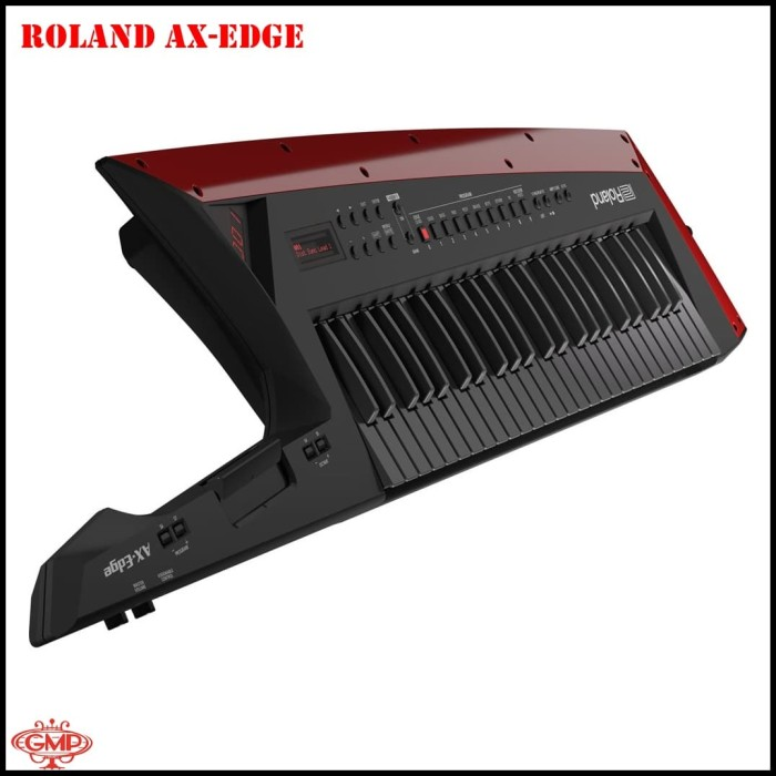 harga Roland ax-edge 49-key keytar synthesizer - black Tokopedia.com