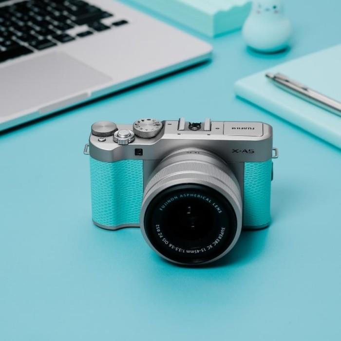 Jual Fujifilm Xa5 X A5 Kit Xc 15 45mm Garansi Resmi Fujifilm Indonesia Jakarta Pusat Taskamera Id Os Tokopedia