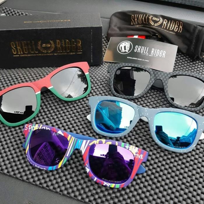4f13d93696305 Jual kacamata sunglass pria Jorge lorenzo 99 skull rider - Kab ...
