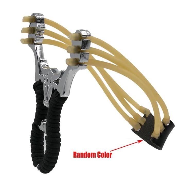 Foto Produk Ketapel Berburu Powerful Outdoor Slingshot - YR016 - Black dari web komputindo
