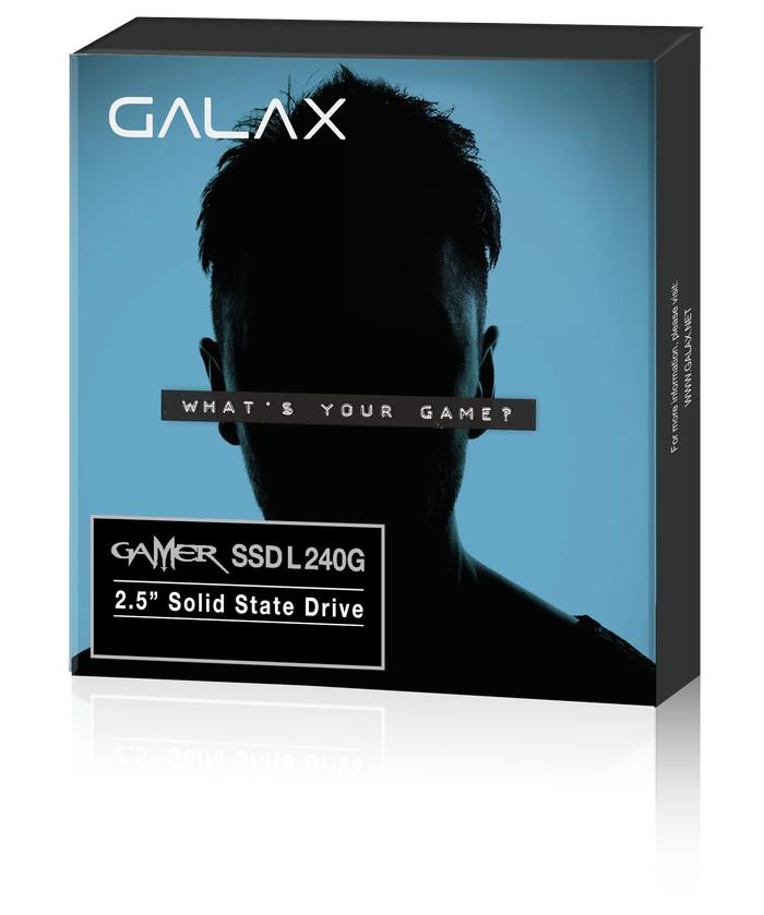 Foto Produk GALAX GAMER SSD L 240GB S11 dari KingsTech88