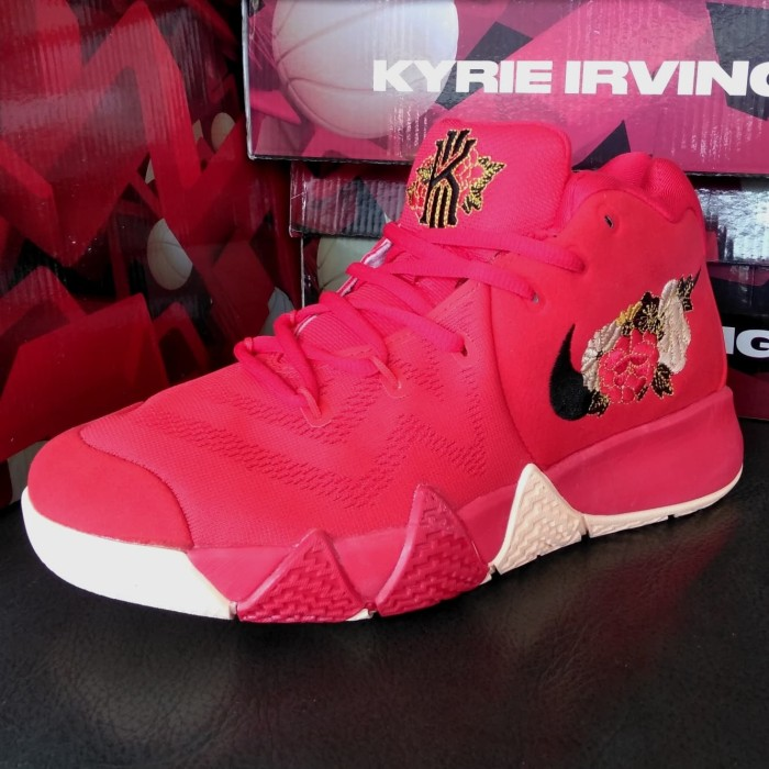 7e04198e47a Jual Nike Kyrie Irving 4 Chinese New Year Red Edition Import Vietnam ...