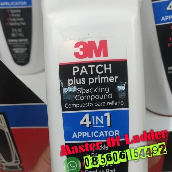 3m patch plus primer 4-in-1 dry time