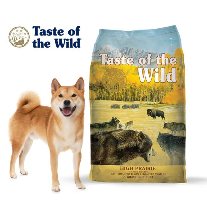 harga Taste of the wild high praire canine formula Tokopedia.com