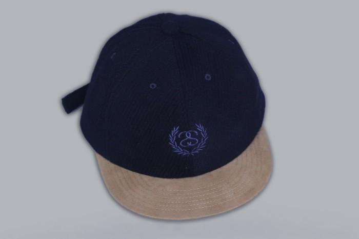 d9390439234 Jual Topi Stussy Melton Visor Strapback Navy Cap Hat - DARKSLIDE ...