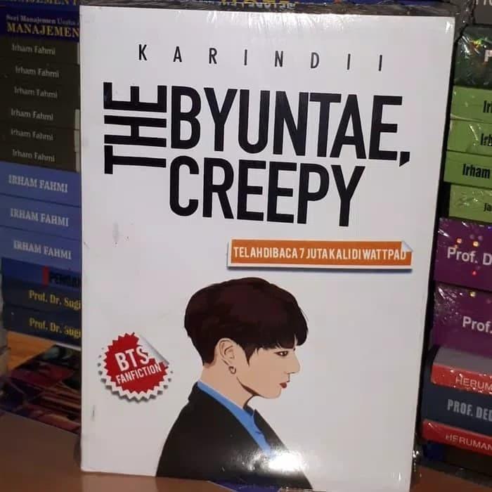 Foto Produk Novel THE BYUNTAE CREEPY - Karindii dari Mall Buku