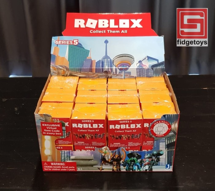 Foto Produk Roblox Minifigure Series 5 - Hot Toys 2019! dari Fidgetoys.id