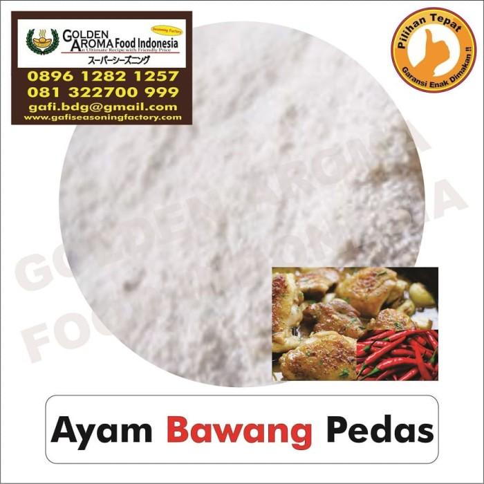 Bumbu tabur ayam bawang pedas 0896-1282-1257 bubuk ayam bawang pedas